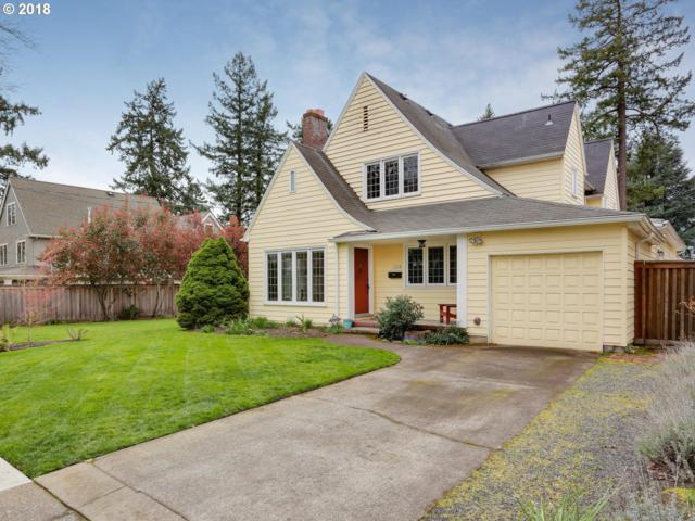 6543 SE 30TH Ave, Portland, OR 97202 (MLS #17254273) :: The Dale Chumbley Group