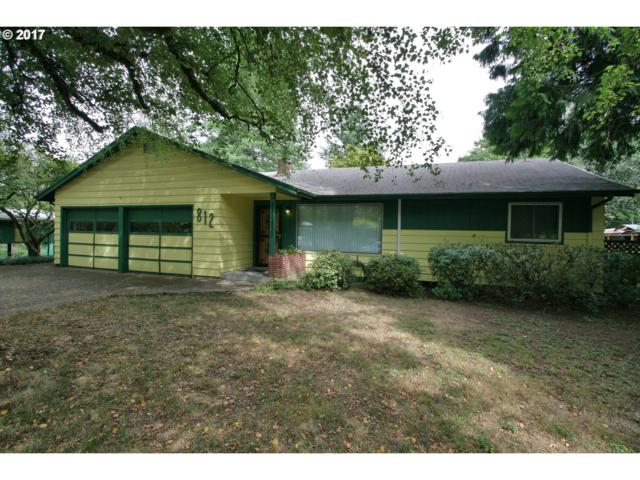 812 39TH St, Washougal, WA 98671 (MLS #17254333) :: Matin Real Estate