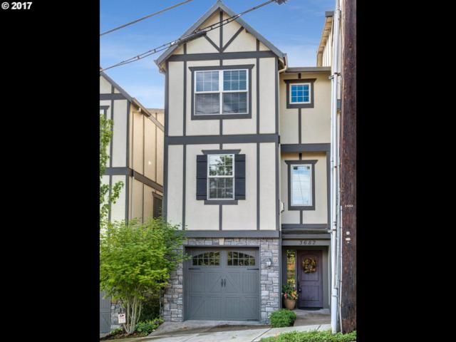 3682 SW Baird St, Portland, OR 97219 (MLS #17256522) :: Craig Reger Group at Keller Williams Realty
