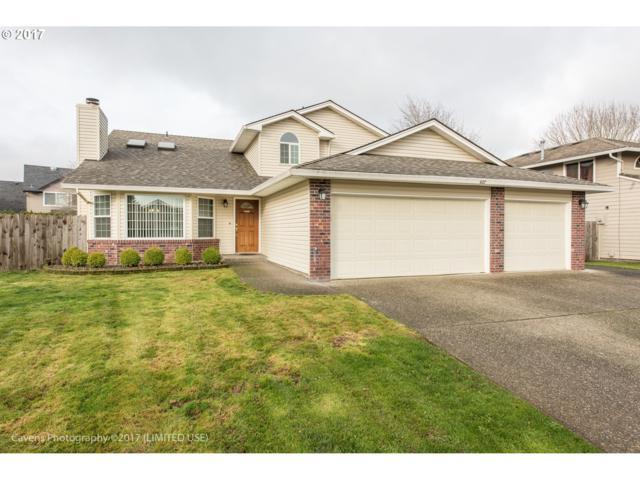 612 NE 157TH Ave, Vancouver, WA 98684 (MLS #17259442) :: Matin Real Estate
