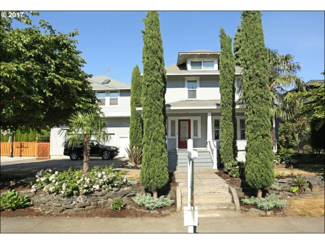 1615 SE 37TH Ave, Portland, OR 97214 (MLS #17261015) :: Craig Reger Group at Keller Williams Realty