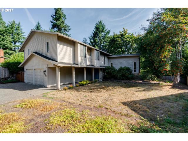 7345 SW Pineridge Ct, Portland, OR 97225 (MLS #17262669) :: Hatch Homes Group