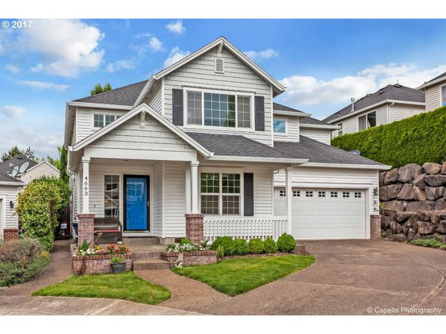 4663 NW Silver Creek Pl, Beaverton, OR 97006 (MLS #17263536) :: Hatch Homes Group