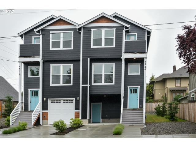 4522 SE 41ST Ave, Portland, OR 97202 (MLS #17273114) :: Hatch Homes Group