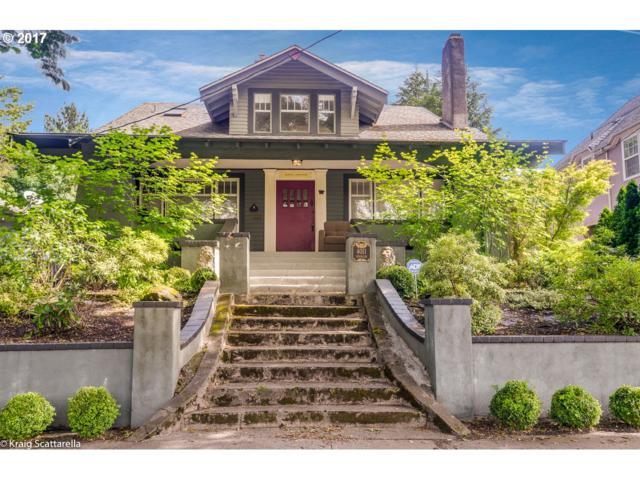 4011 E Burnside St, Portland, OR 97214 (MLS #17278327) :: Hatch Homes Group