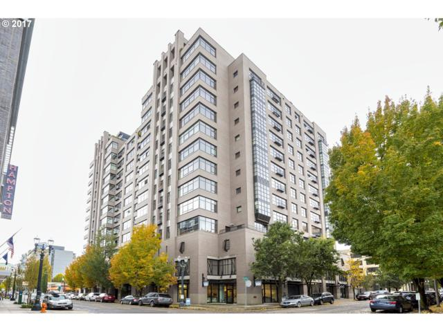 333 NW 9TH Ave #1009, Portland, OR 97209 (MLS #17279497) :: Fox Real Estate Group