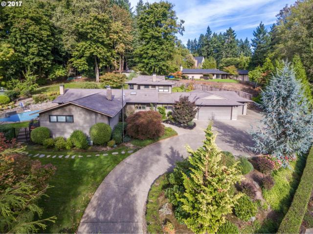 12993 SW Iron Mountain Blvd, Portland, OR 97219 (MLS #17280009) :: Stellar Realty Northwest