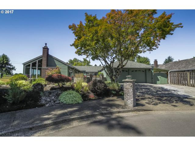 5305 NW Tamarron Pl, Portland, OR 97229 (MLS #17281098) :: Hatch Homes Group