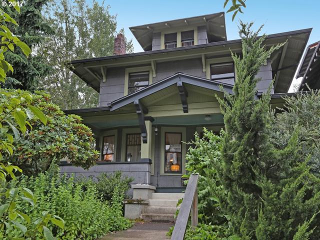 735 SE 33RD Ave, Portland, OR 97214 (MLS #17287496) :: Hatch Homes Group