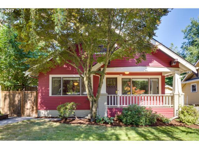 615 NE Floral Pl, Portland, OR 97232 (MLS #17292080) :: Hatch Homes Group