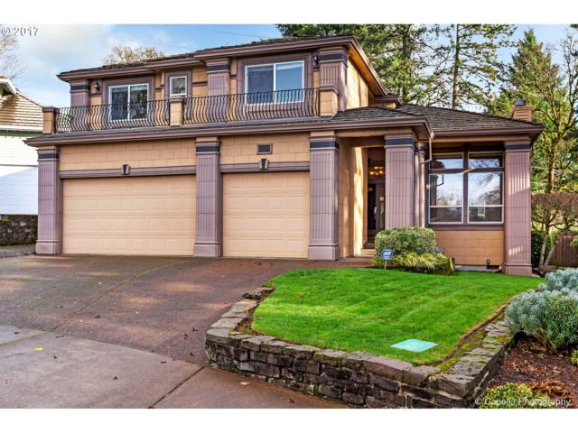 3857 Fairhaven Dr, West Linn, OR 97068 (MLS #17292625) :: Matin Real Estate