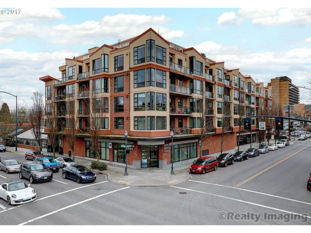 1620 NE Broadway St #245, Portland, OR 97232 (MLS #17296719) :: Hatch Homes Group