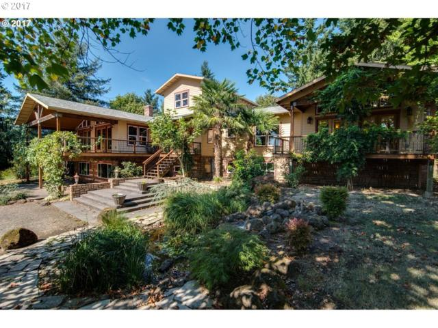 25200 S Central Point Rd, Canby, OR 97013 (MLS #17300643) :: Beltran Properties at Keller Williams Portland Premiere