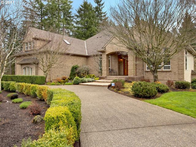 9650 SW Whispering Fir Dr, Beaverton, OR 97007 (MLS #17306392) :: Next Home Realty Connection