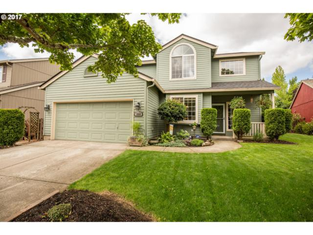 1800 SE 185TH Pl, Vancouver, WA 98683 (MLS #17306982) :: The Dale Chumbley Group