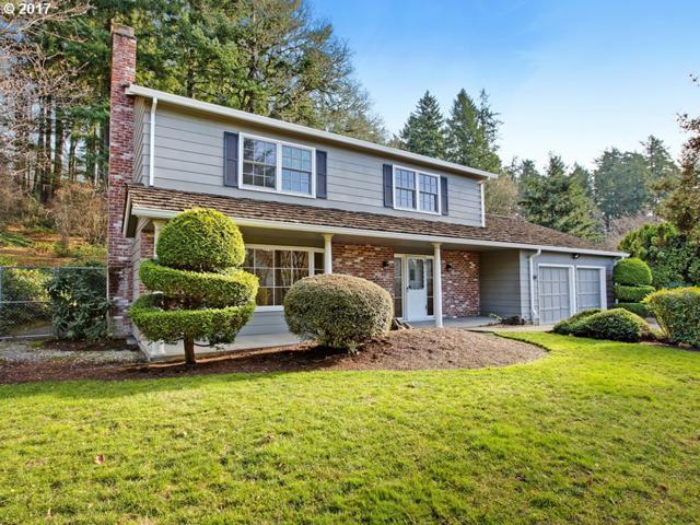 1600 SW Parkwood Dr, Portland, OR 97225 (MLS #17315617) :: Beltran Properties at Keller Williams Portland Premiere