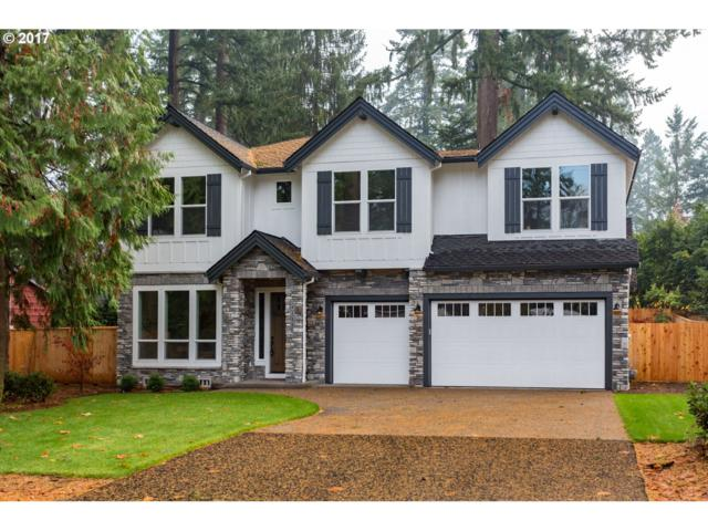 4288 Sunset Dr, Lake Oswego, OR 97035 (MLS #17326036) :: Fox Real Estate Group