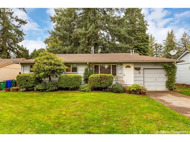 159 NE 168TH Ave, Portland, OR 97230 (MLS #17330490) :: Change Realty