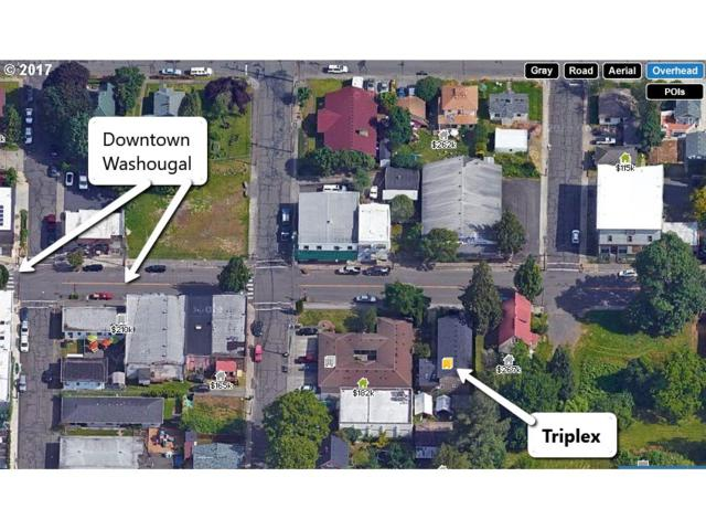 2020 Main St, Washougal, WA 98671 (MLS #17333074) :: The Dale Chumbley Group