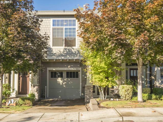 16157 NW Hildago Ln, Portland, OR 97229 (MLS #17333310) :: Hatch Homes Group