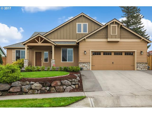 656 NW Ilwaco St, Camas, WA 98607 (MLS #17333717) :: The Dale Chumbley Group
