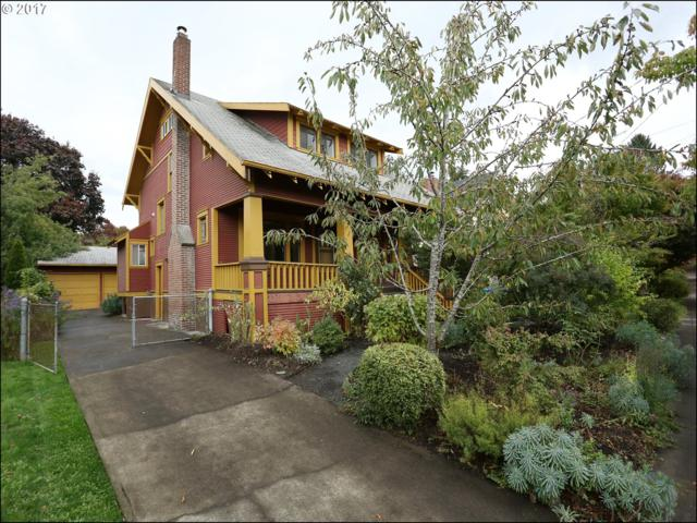 1816 SE 54TH Ave, Portland, OR 97215 (MLS #17334247) :: The Reger Group at Keller Williams Realty