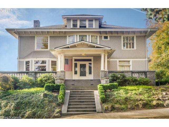 2188 SW Main St, Portland, OR 97205 (MLS #17343855) :: Next Home Realty Connection