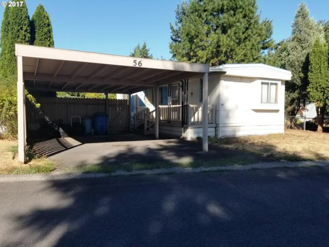 16812 SE 1ST St #56, Vancouver, WA 98684 (MLS #17344270) :: The Dale Chumbley Group