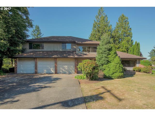 6014 Buena Vista Dr, Vancouver, WA 98661 (MLS #17345255) :: The Dale Chumbley Group