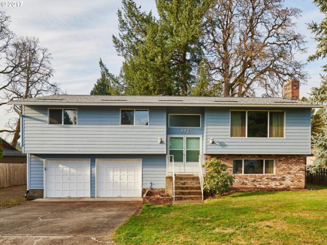 992 Josephine St, Oregon City, OR 97045 (MLS #17346139) :: Stellar Realty Northwest