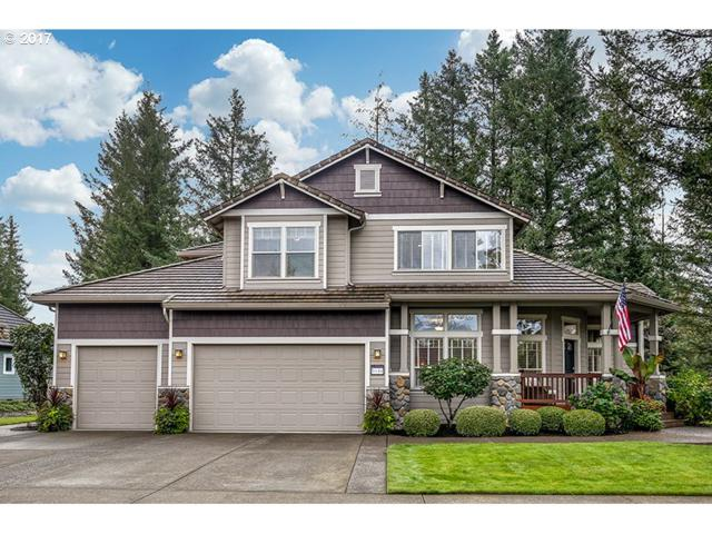 3144 NW Lacamas Dr, Camas, WA 98607 (MLS #17349146) :: The Dale Chumbley Group