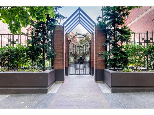 1500 SW Park Ave #309, Portland, OR 97201 (MLS #17350760) :: Matin Real Estate