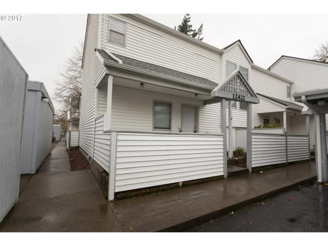 12421 SE Caruthers St, Portland, OR 97233 (MLS #17351817) :: Premiere Property Group LLC