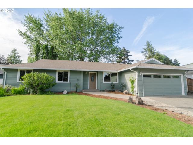 2745 NW Amity Ln, Portland, OR 97229 (MLS #17351993) :: The Sadle Home Selling Team