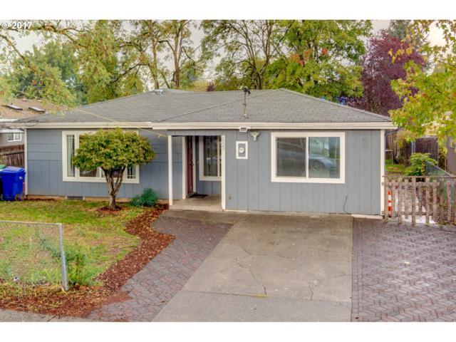 9923 SE Reedway St, Portland, OR 97266 (MLS #17355296) :: Matin Real Estate
