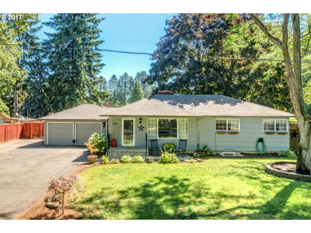 5813 NW Perthshire Rd, Vancouver, WA 98663 (MLS #17356789) :: The Dale Chumbley Group