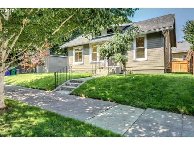 7609 N Olin Ave, Portland, OR 97203 (MLS #17359841) :: Hatch Homes Group