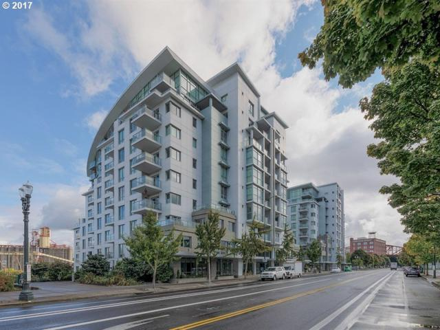 1310 NW Naito Pkwy 809A, Portland, OR 97209 (MLS #17360640) :: Next Home Realty Connection