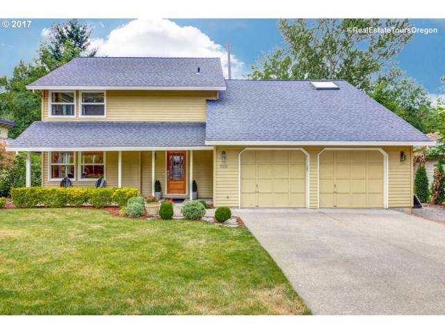 9630 SW Hialeah Dr, Beaverton, OR 97008 (MLS #17361034) :: Matin Real Estate