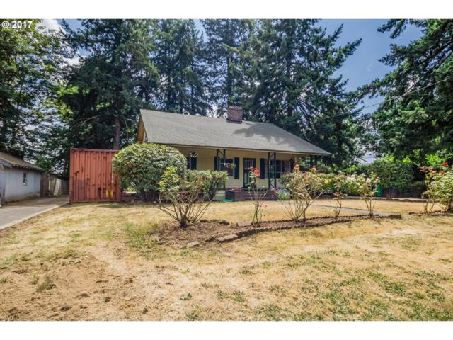 5834 SE Tenino St, Portland, OR 97206 (MLS #17363362) :: Matin Real Estate