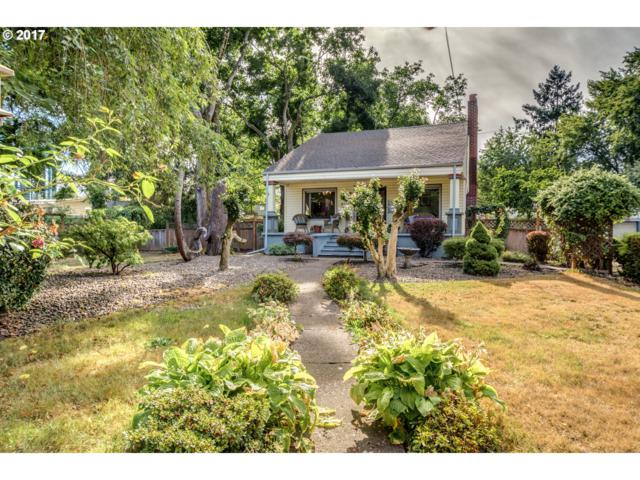 9631 SE 42ND Ave, Milwaukie, OR 97222 (MLS #17363636) :: Matin Real Estate