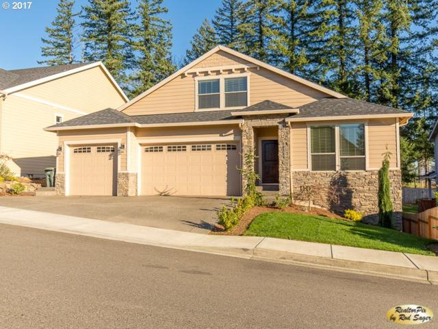 1872 N Columbia Ridge Way, Washougal, WA 98671 (MLS #17365081) :: Matin Real Estate