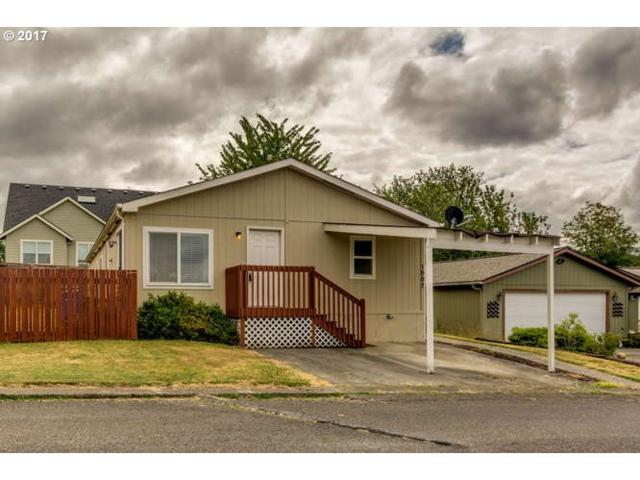 1507 W B Ave, La Center, WA 98629 (MLS #17366777) :: The Dale Chumbley Group