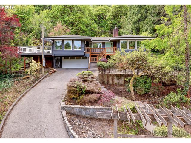 4000 SE Aldercrest Rd, Milwaukie, OR 97222 (MLS #17368477) :: Matin Real Estate