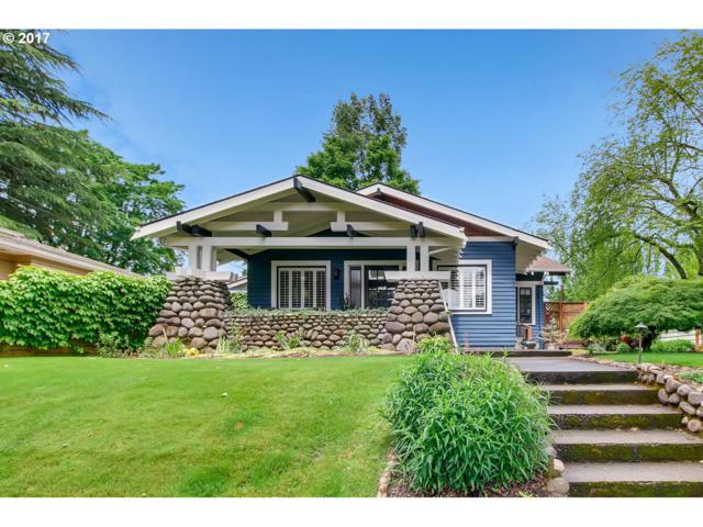 1019 NE Floral Pl, Portland, OR 97232 (MLS #17368555) :: Stellar Realty Northwest