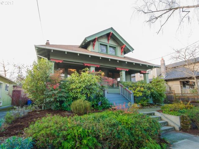 1547 SE 47TH Ave, Portland, OR 97215 (MLS #17370682) :: TLK Group Properties