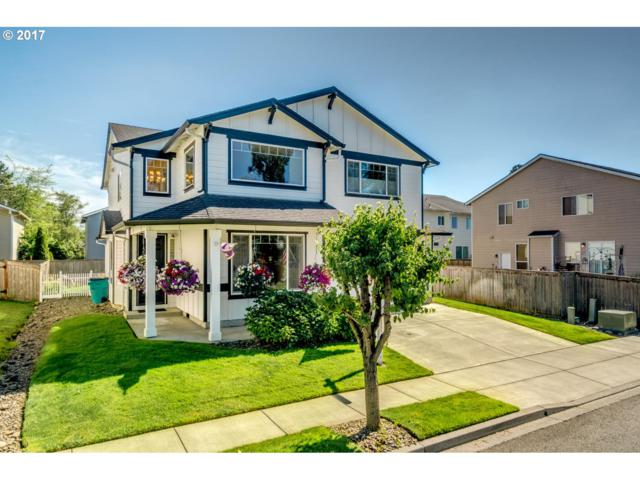 713 SE 11TH Way, Battle Ground, WA 98604 (MLS #17378790) :: Matin Real Estate