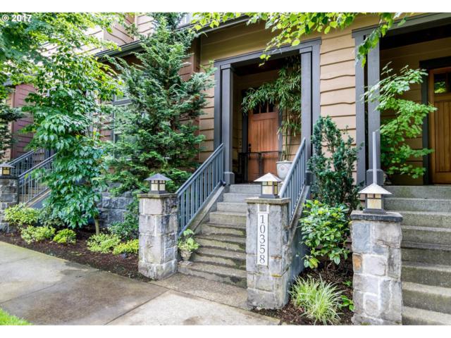 10358 SW Windwood Way, Portland, OR 97225 (MLS #17378913) :: Matin Real Estate