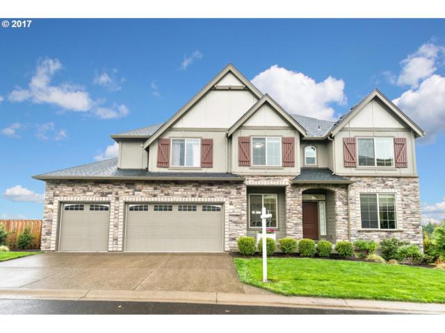 1324 NW Goodwin St, Camas, WA 98607 (MLS #17379189) :: Matin Real Estate