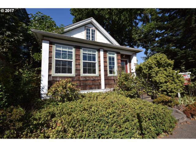 1743 SE Tacoma St, Portland, OR 97202 (MLS #17380292) :: Hatch Homes Group